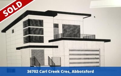 Sold: 36702 Carl Creek Cres, Abbotsford